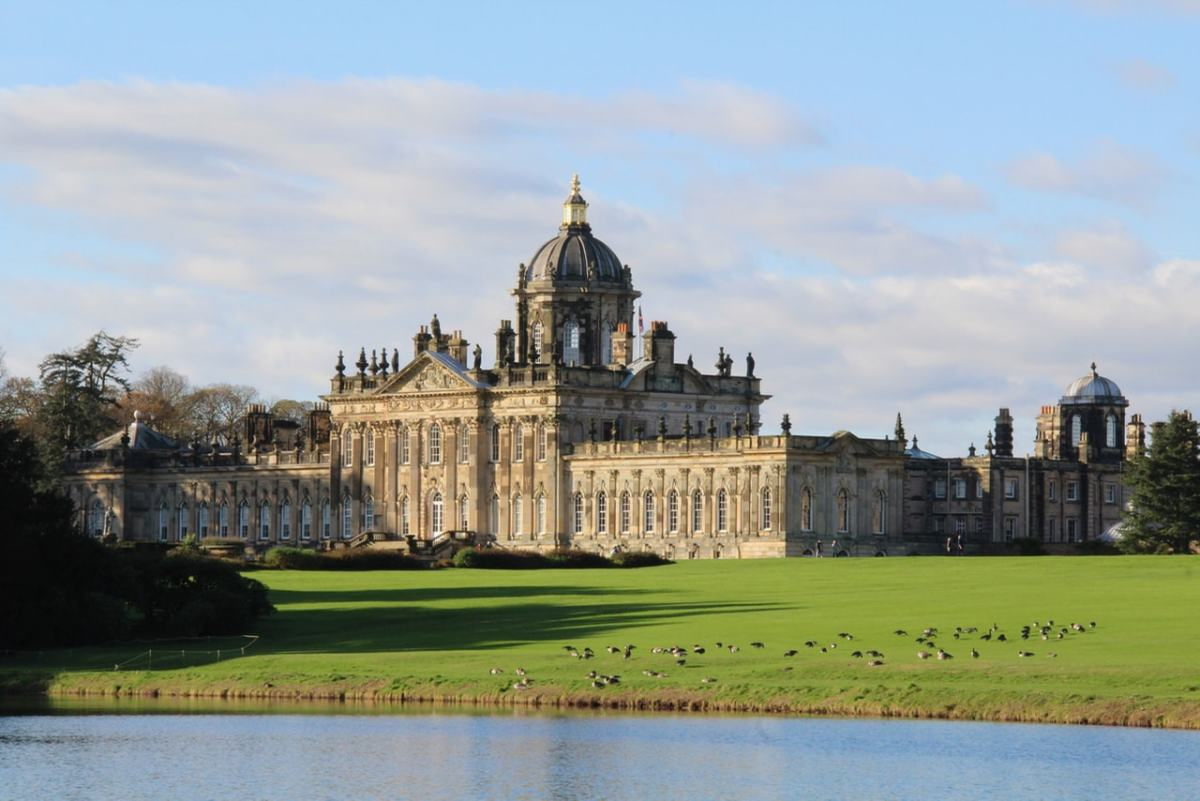 North Yorkshire | Castle Howard at Christmas